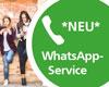 WhatsApp-Service der Volksbank Allgäu-Oberschwaben eG