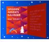 SpendenAdventskalender der Volksbank Allgäu-Oberschwaben eG