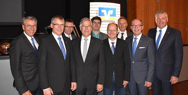 2018 Vertreterversammlung Volksbank Allgau Oberschwaben Eg