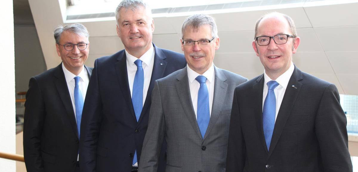 Bilanzpressekonferenz Volksbank Allgau Oberschwaben Eg