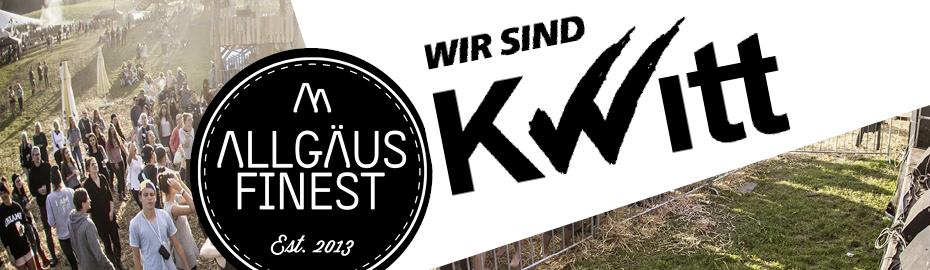 Allgäus Finest Festival 2019 in Kooperation mit der Volksbank Allgäu-Oberschwaben eG